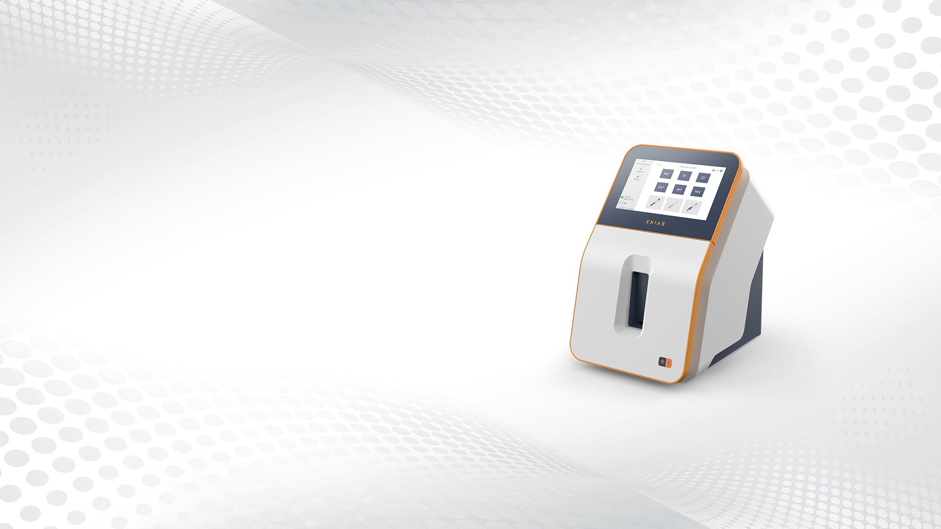 Electrolyte Analyzer | EXIAS Medical