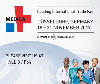 EXIAS Medical | Medica 2019